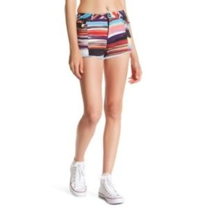 One Teaspoon Equador Chopper Shorts NWT Size 10